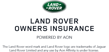 Land Rover Owners Insurance